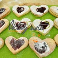 Marmelatlı Kalpli Kurabiye Tarifi Kalpli Kurabiye Tarifleri