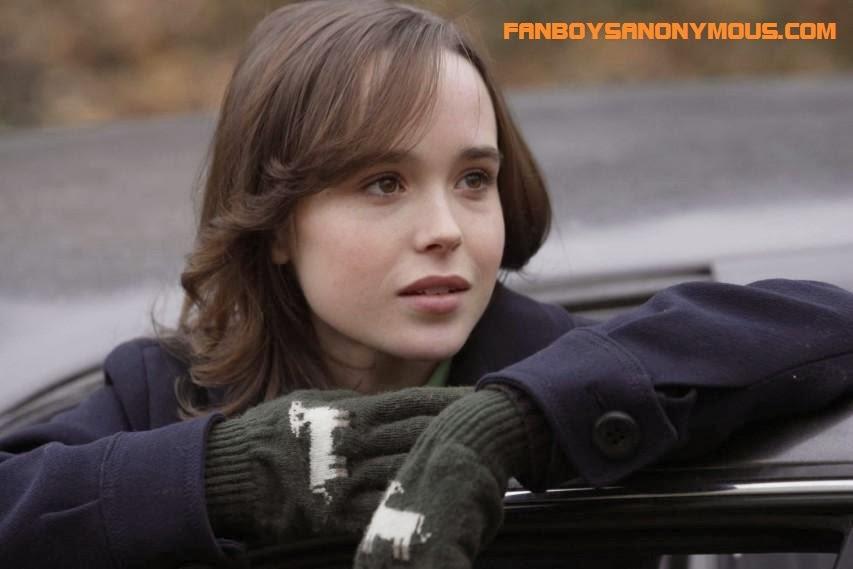 Cute Ellen Page Forehead
