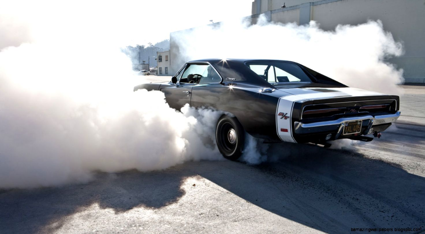 Dodge charger hot rod muscle cars burnout race track drag racing