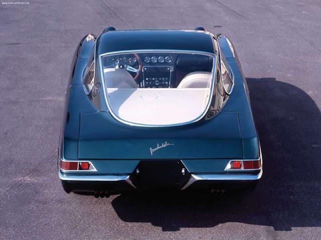 Lamborghini 350 GTV (1963)