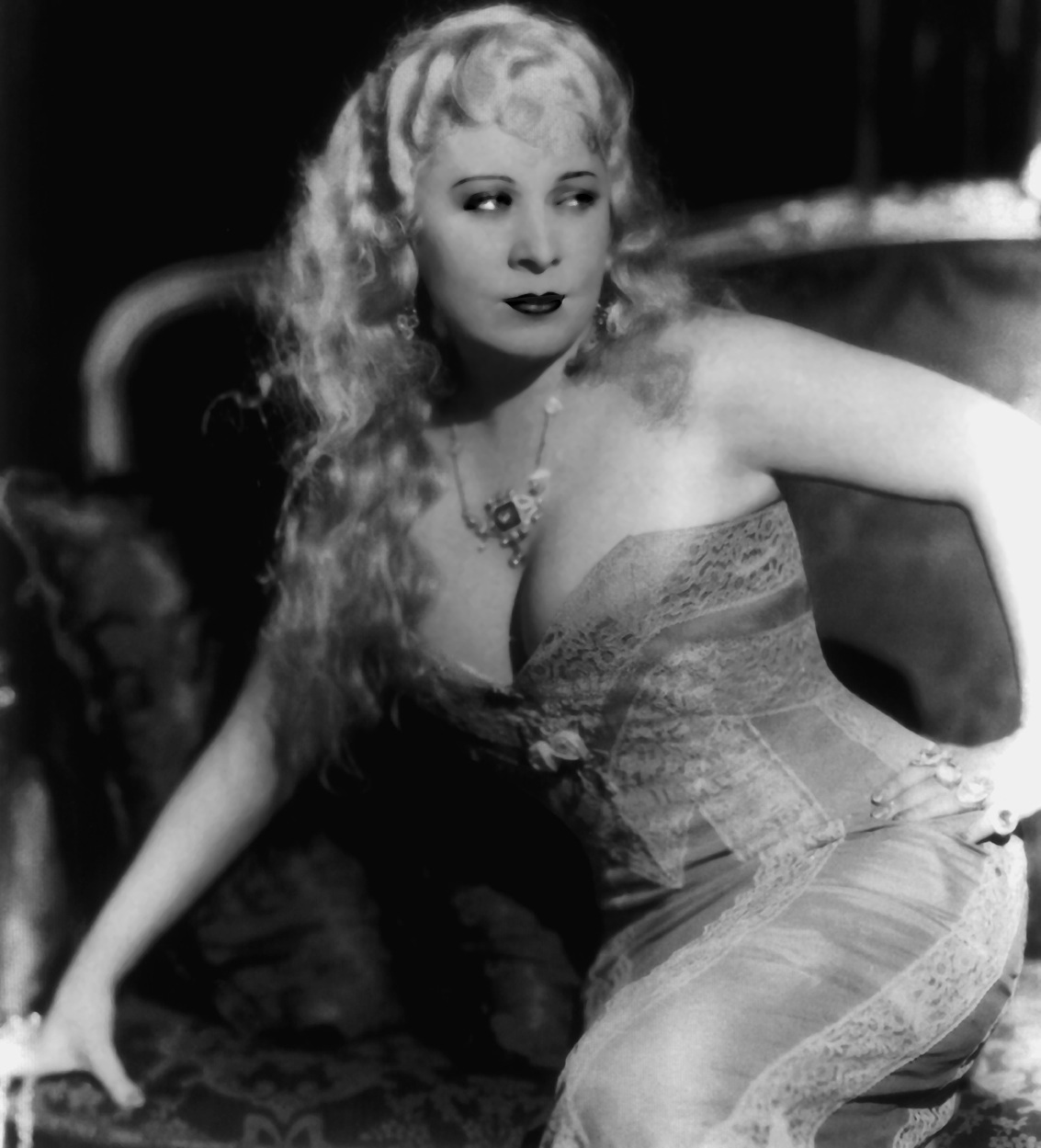 Young Mae West