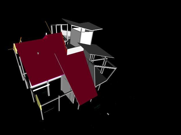 Contoh Gambar Detail Arsitektur Kamar Mandi Tangga Rumah