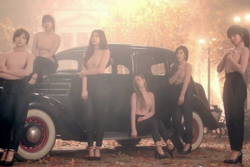 "Apink ""Luv"""