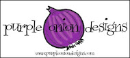 Purple Onion Desings stamps