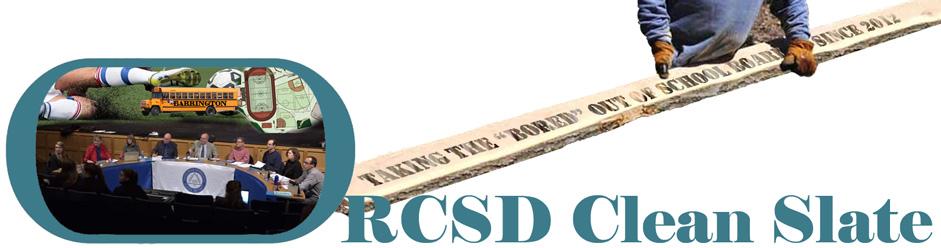 ORCSD Clean Slate