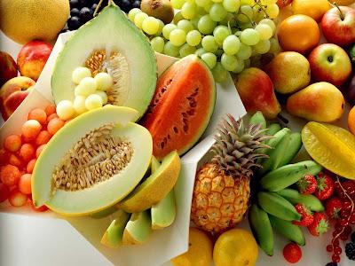 Frutas doces colaboram para um sabor mais leve do esperma como também influencia na sua textura