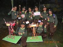 JUARA UMUM LOMBA LAGA 3 DI SMK PGRI 2 KARAWANG TAHUN 2013
