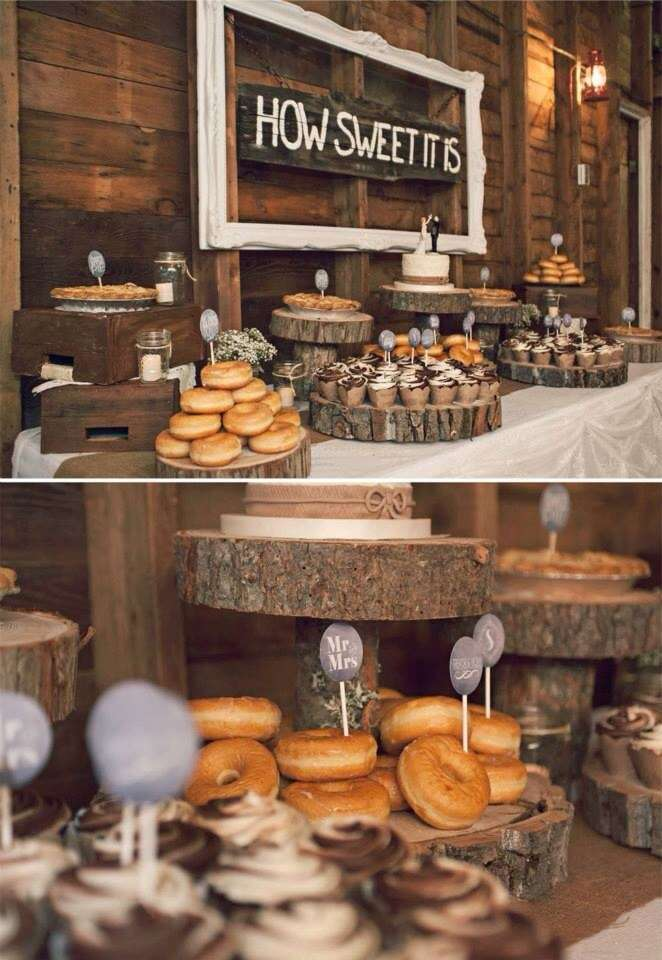 Easy Do-It-Yourself Wedding Food Bars Your Guests Will Love - SVCC ...