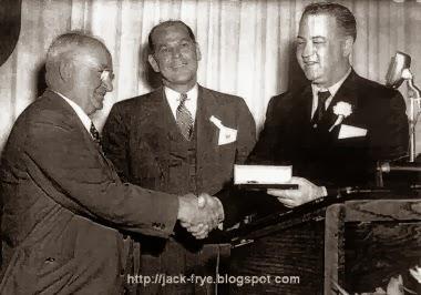 Harry Truman - Jack Frye, 1946