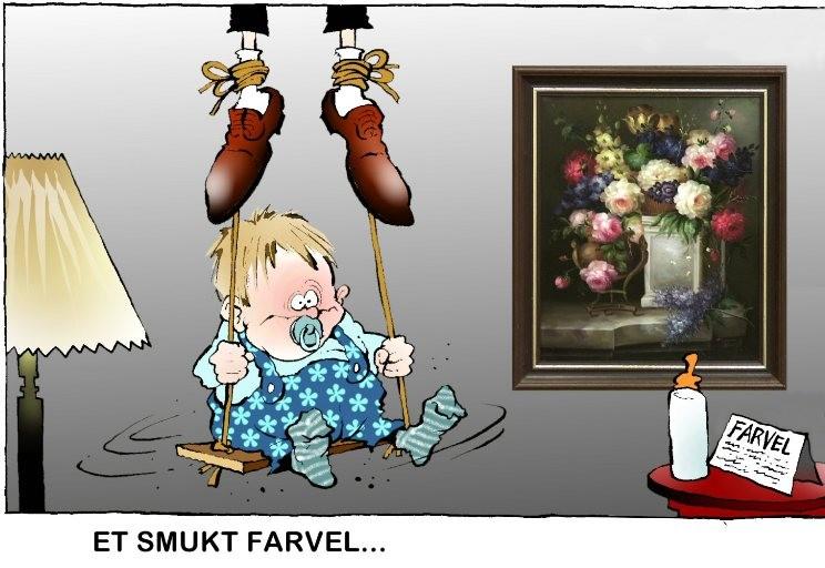 Morten Ingemann: Et smukt farvel...