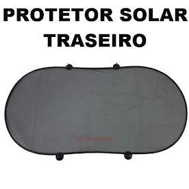 Protetor Solar Para Automóvel Vidro Traseiro Para Carros R$ 30,90