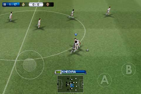 pes 2012 for android free  full version