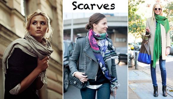 pañuelos y foulards