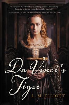 ARC Review: Da Vinci's Tiger by L.M. Elliott