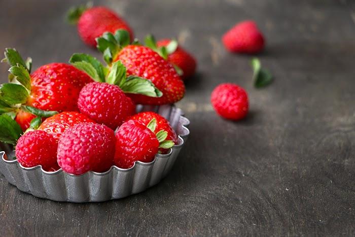 Berries Chokolat Pimienta