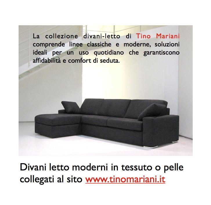 Divani blog tino mariani vendita divani letto anche su misura - Divani letto su misura ...