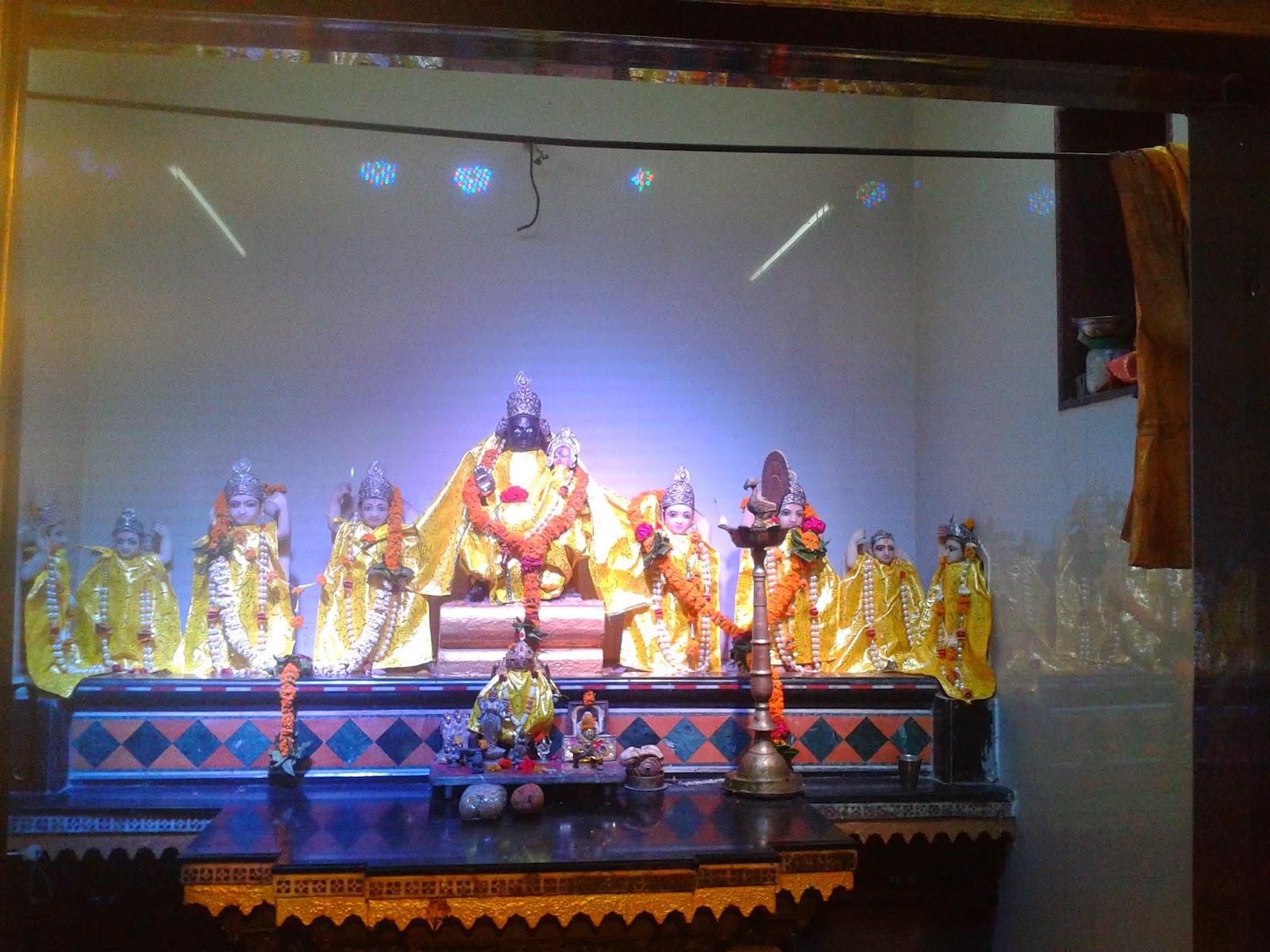 Image: Pattabhishit Lord Shriram Temple, Dhule