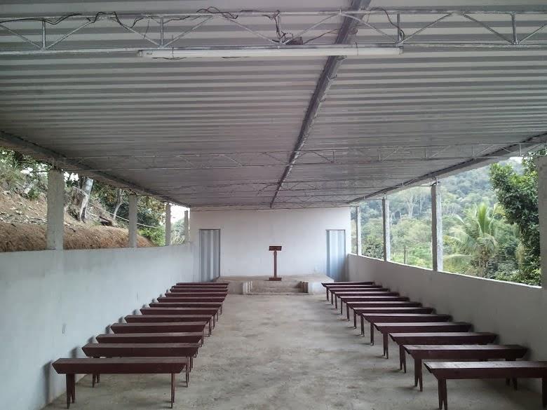 Auditório para orações e Palestras