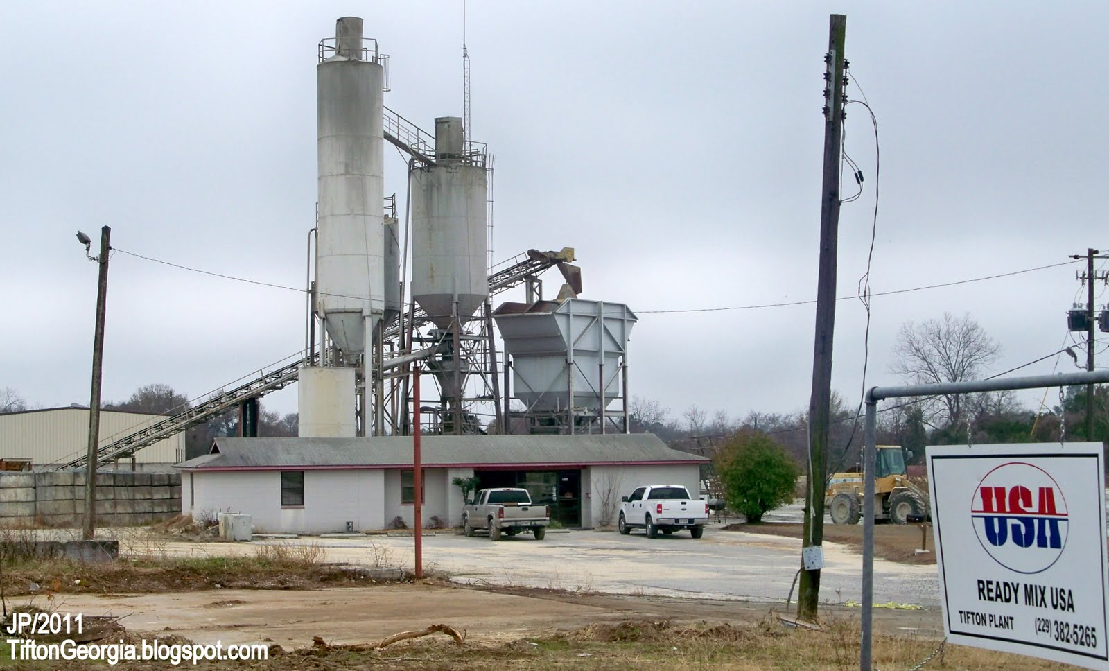 Cement Ready Mix Plant : Tifton georgia tift college attorney restaurant bank