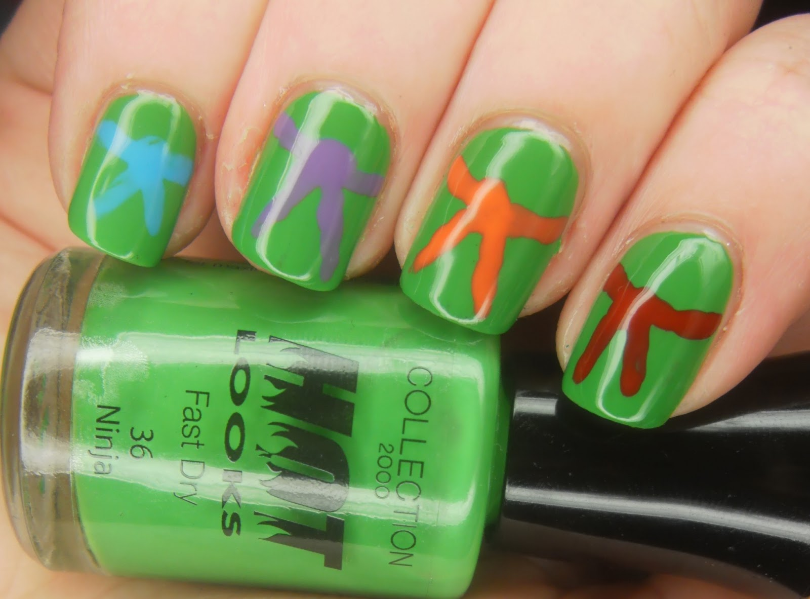SpecialGirl Nails: She Who Does Nail Art Challenges: Reptiles