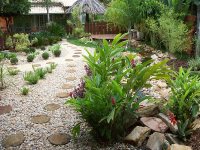 Jardins famosos