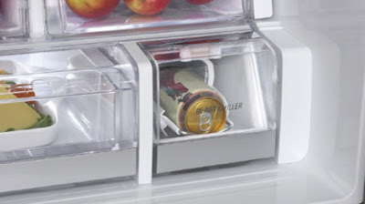 LG Refrigerator With Blast Chiller
