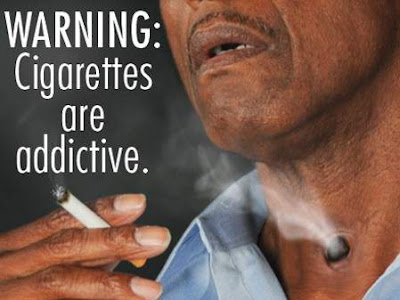 Cigarettes are addictive