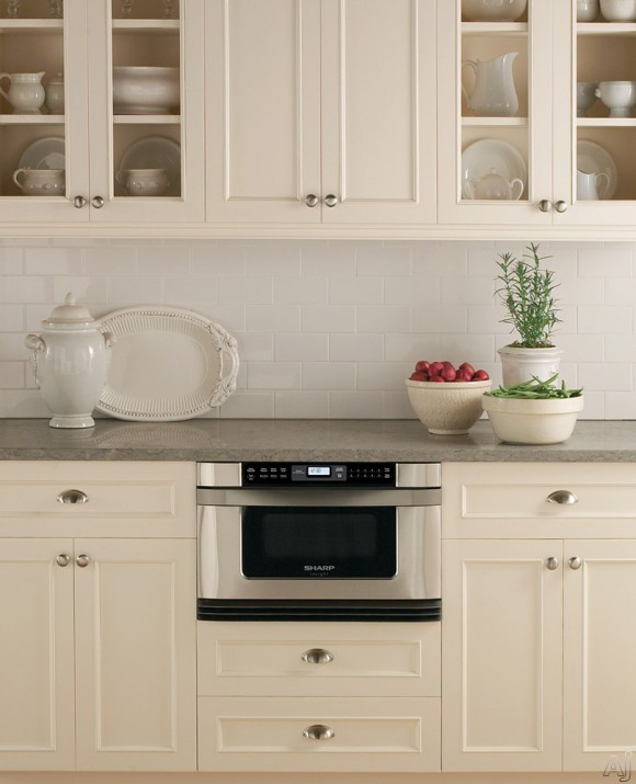 Kitchen Cabinets For Microwave: Kitchen Dreaming:: The Microwave