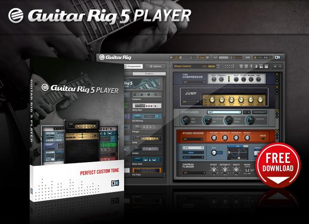 Guitar Rig Free Download Crack