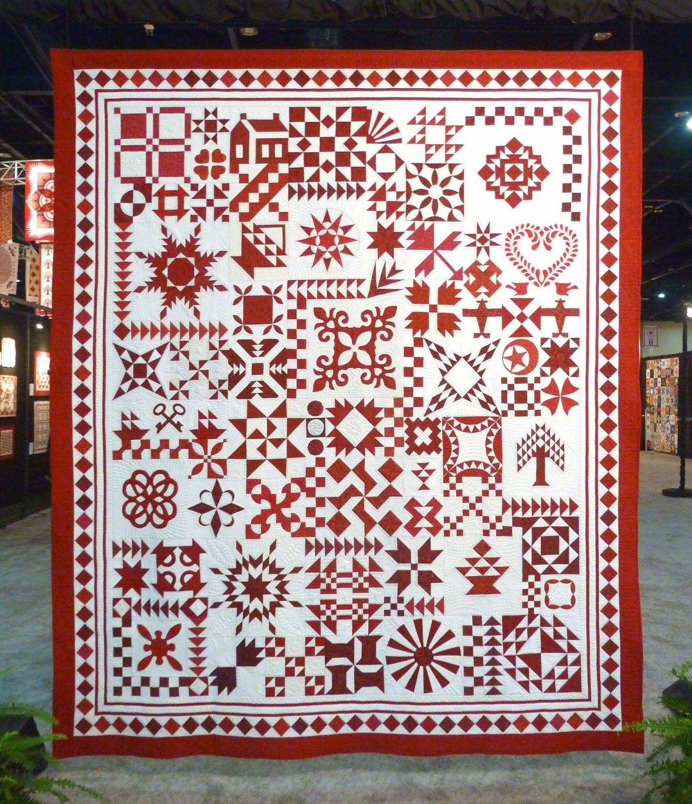 Come Quilt (Sue Garman): The Quilts and Houston - and more : houston quilting show - Adamdwight.com