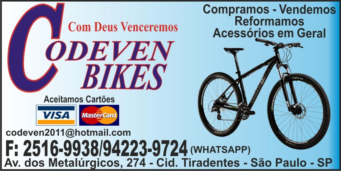 Bikes, Acessórios e consertos