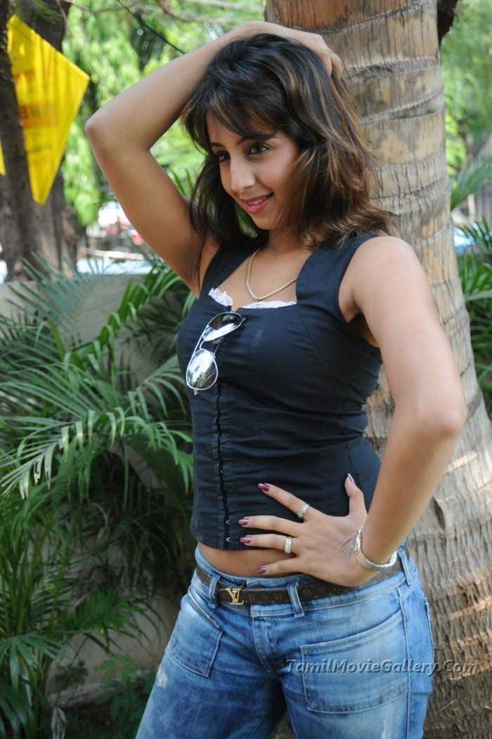 Sanjana Latest Hot Photoshoot Stills