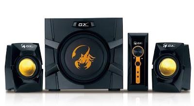 Altavoces Gaming GX