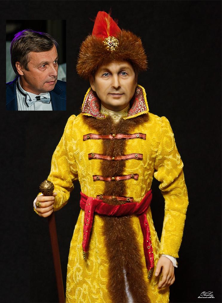 portret doll oleloo   Портретная кукла по фото  подарок на юбилей, кукла по фото реализм портрет на заказ