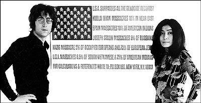 THE CULTURAL WORKER by John Pietaro: John Lennon, Popular ...