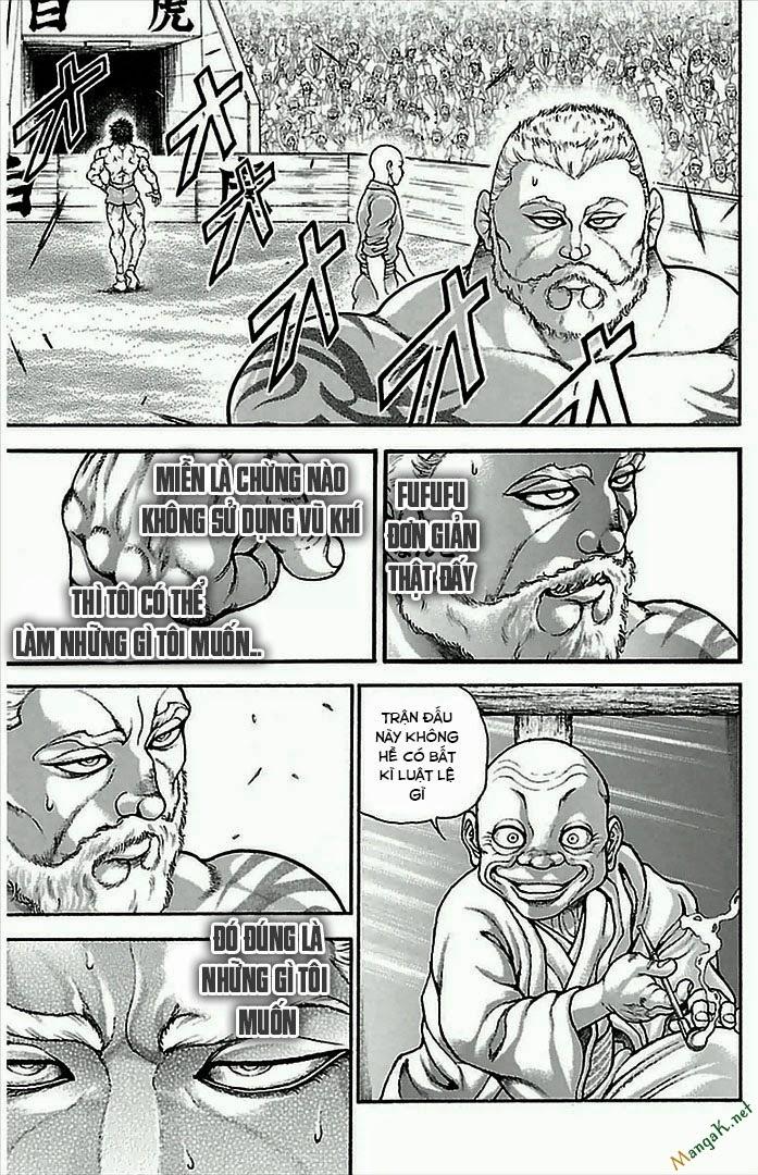 Baki Dou chap 3 Trang 12