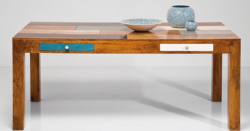 Mesas de comedor por la decoradora experta mesas de la for Malibu muebles