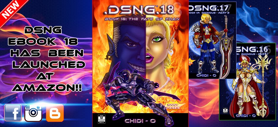 NEW DSNG BOOK 18! [CLICK ON THE BANNER BELOW]