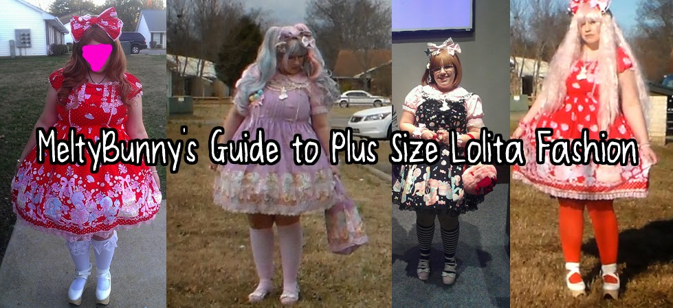 ✩Princess Melty Bunny✩: MeltyBunny\'s Guide to Plus Size Lolita Fashion