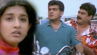 Anjaneya Full Comedy –  Ajith Kumar | Meera Jasmine | Raghuvaran