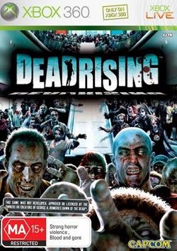 Los 10 mejores videojuegos de Zombis (1/2) - Dead Rising