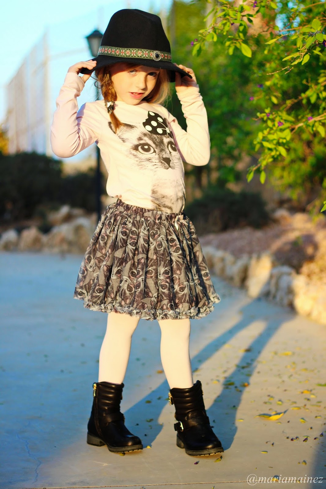 Mini blogger - Fashion mini blogger - Kids - Fashion kids- My little blogger