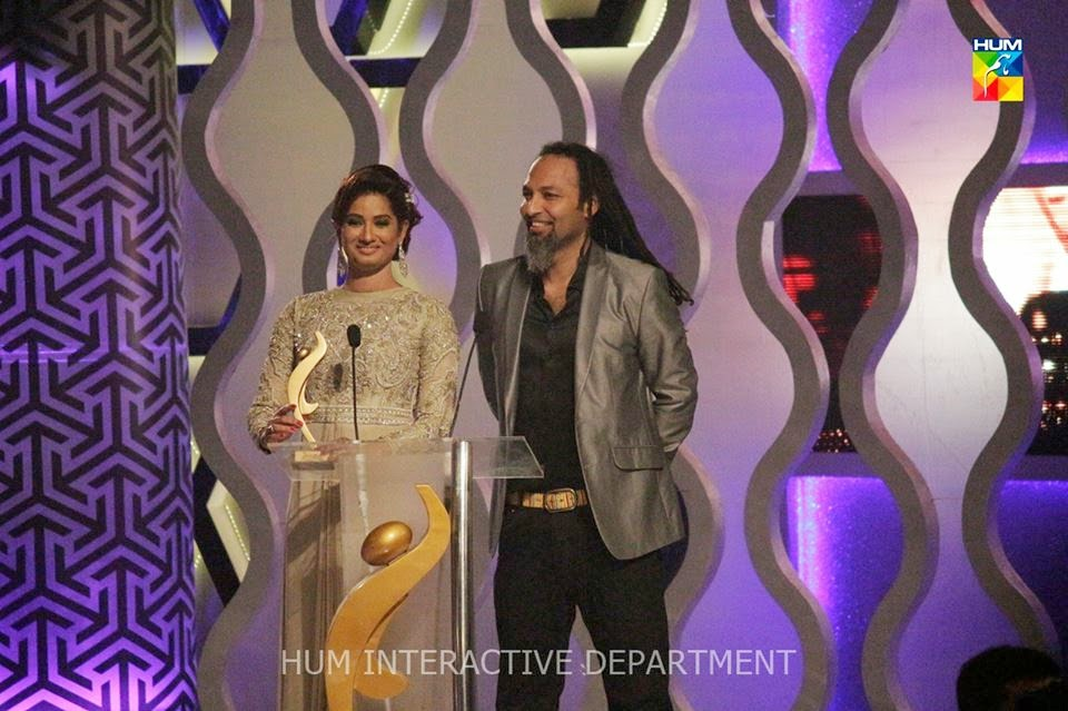 2nd Hum Awards 2014 (PICTURES)