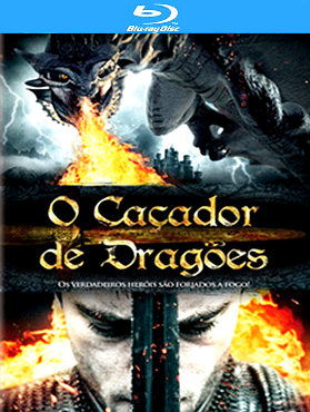 Filme Poster O Caador de Drages BDRip XviD Dual Audio &amp; RMVB Dublado