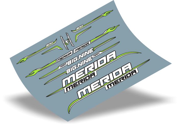 merida mtb logo