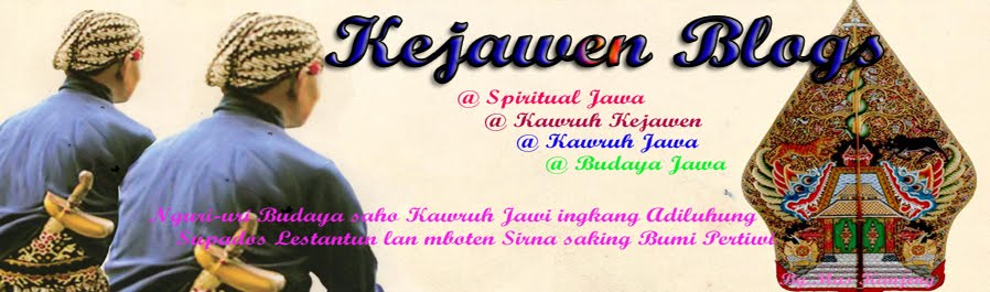 KEJAWEN BLOGS