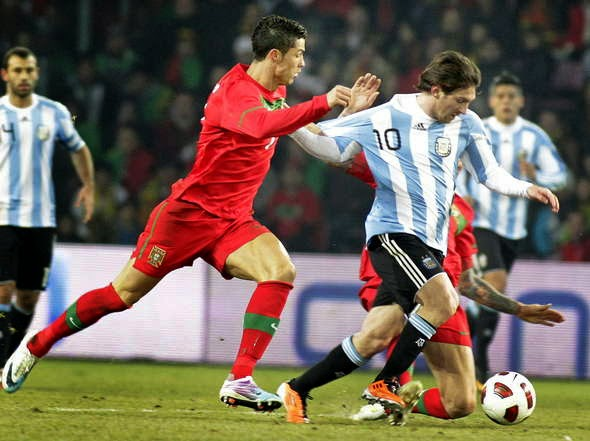 Argentina vs Portugal 0-1