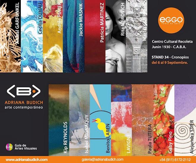 EGGO - Centro Cultural Recoleta