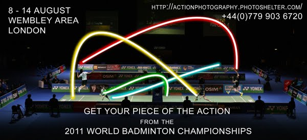 WORLD BADMINTON CHAMPIONSHIPS 2011