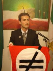 El partido PAN-Irani